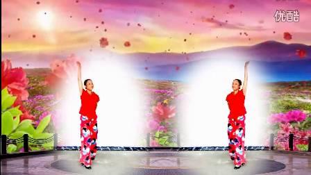 长治杨梅广场舞 又见山里红