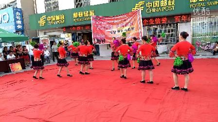 刘官屯广场舞《中国歌最美》