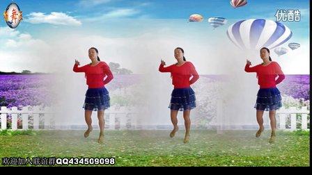 玉琴飞扬广场 做你的雪莲 拉伸形体舞 编舞 杨丽萍