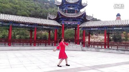 永兴广场舞《小河淌水》