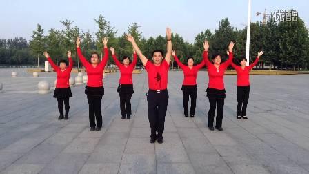 2016年9月天天美广场舞 最炫民族风