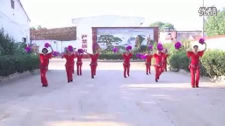 临漳西羊羔菊梅广场舞《中国歌最美》变队形