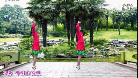 咸安桂花广场别样红舞蹈队 歌在飞 编舞 艺莞儿