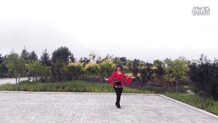 永兴广场舞《一曲红尘》