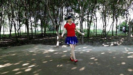 优雅百合广场舞《纳西情歌》
