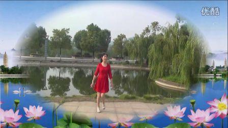 萧山青青广场舞新舞《荷塘月色》
