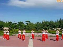 舞动旋律2007健身队<火了火了火> 原创队形版