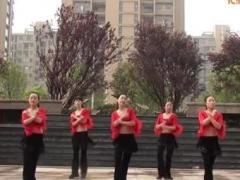 宁海茉莉踏歌广场舞《纳西情歌》含背面教学 改编