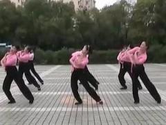 高安子君广场舞 《我的祖国》