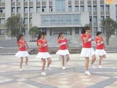 太湖彬彬广场舞 想着你的好 步子舞32步正反面演示及教学