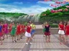 红乔开心广场舞 《最炫广场舞》