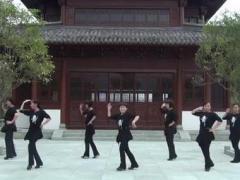 遂昌牡丹亭广场舞 《甜心恰恰》