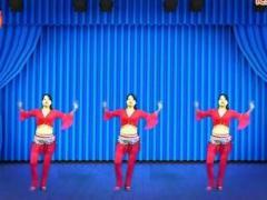 益馨广场舞 《印度桑巴》 附背面演示及教学 印度舞