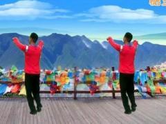 凤凰六哥广场舞 《洗衣歌》 含背面分解教学
