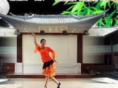 馨梅广场舞《快乐心情》附教学版 李姐制作