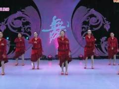美久广场舞 火火的爱 演示: 江西奉新蓉蓉梦之美舞蹈队