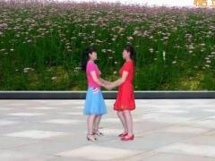 太湖一莲原创拉手舞 都是为了爱 附分解教学 入门舞