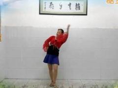长安水仙花广场舞谁是我的郎 原创舞