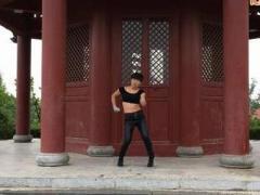 玉全广场舞 跳起来 动感现代舞 原创附教学