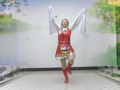 太湖彬彬亚虎娱乐,亚虎娱乐app,亚虎777娱乐老虎机 再唱山歌给党听 红歌跳起来 藏族舞附分解
