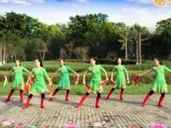 西安悠然广场舞 《两座山》 含背面动作分解教学 蒙古筷子舞 编舞东东