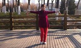 林大静广场舞 功夫熊猫 有氧动感健身操