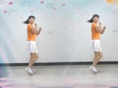 太湖彬彬广场舞 DJ想着你的好 步子舞32步正反面演示及教学