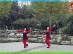 西安悠然广场舞 《雪山姑娘》