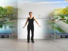 益馨广场舞 《天下最美》 健身舞32步附教学口令