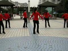 応子广场舞 踏浪 雨夜合作版