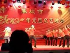 馨悦云裳广场舞 《火火的爱》