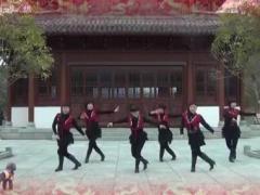 遂昌牡丹亭广场舞 《爱上草原爱上你》