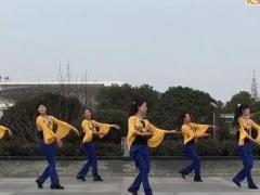 茉莉广场舞《中国歌最美》正反面口令教学