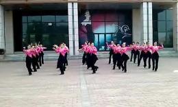 长沙中信舞蹈队广场舞 《纳西情歌》