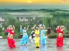 凤凰六哥静舞飞扬舞蹈团 印度舞 舞台表演