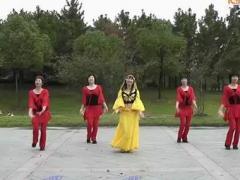 动动广场舞 《我要去新疆》 含分解及背面
