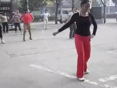 舞动旋律2007广场舞 《泉水叮咚响》