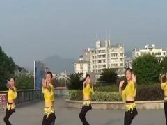吉美广场舞 零度桑巴