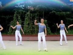 天姿广场舞 《印度步伐》