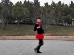 动动广场舞 《火火的爱》 动动单人演示