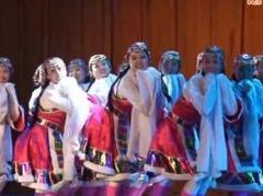 大庆物二舞蹈队 扎西德勒 比赛版