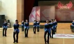 长沙中信舞蹈队广场舞 串烧广场舞 二等奖 原创