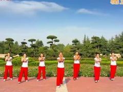 舞动旋律2007健身队 《毛主席语录》 献礼祖国生日 含背面分解教学