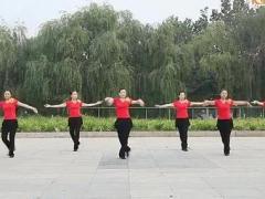 馨悦云裳广场舞 《最炫民族风》