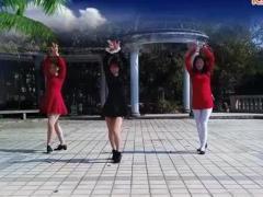 益馨广场舞 印度桑巴 编舞燕子 印度舞