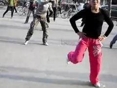 舞动旋律2007广场舞 健身操 串烧
