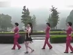 动动广场舞 一万个舍不得 附背面演示
