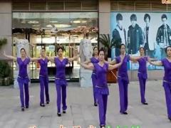 高安子君广场舞 《我们的钓鱼岛》