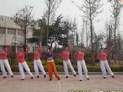 舞动旋律2007广场舞 红歌 串烧 创意 四联跳