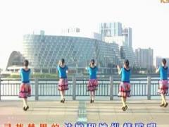 青儿广场舞《我要去新疆》含分解动作教学